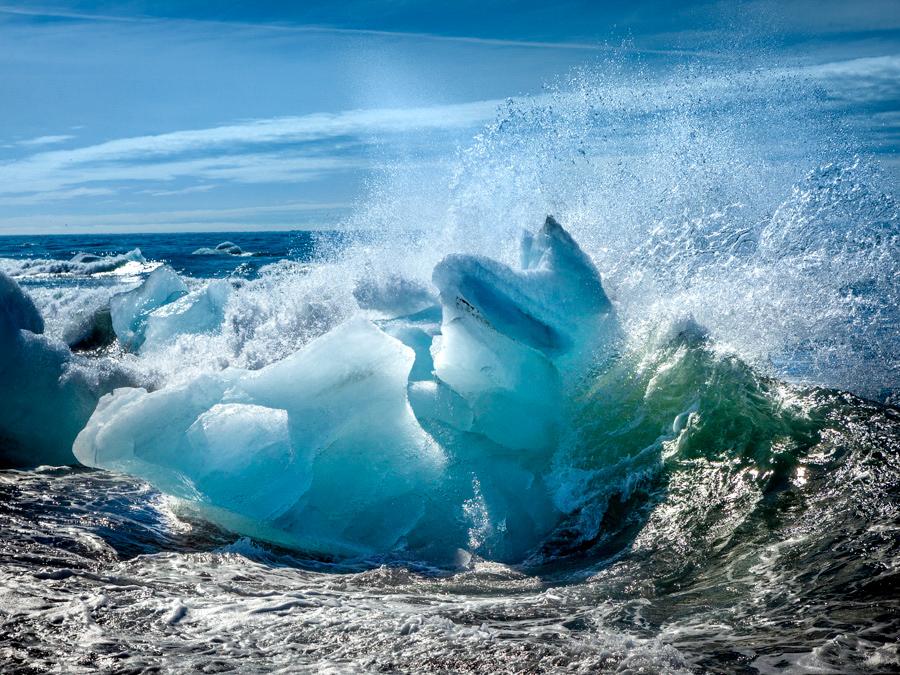 cours-photo-montpellier-vitesse-obturation-vague-mer